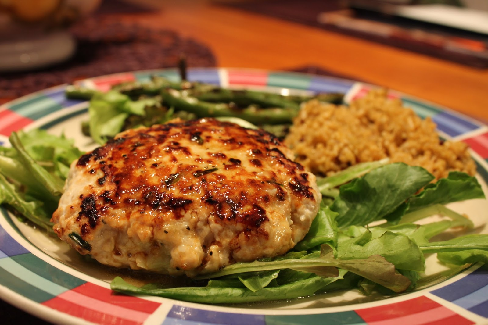 with lemon vinaigrette swordfish burgers with lemon vinaigrette ...