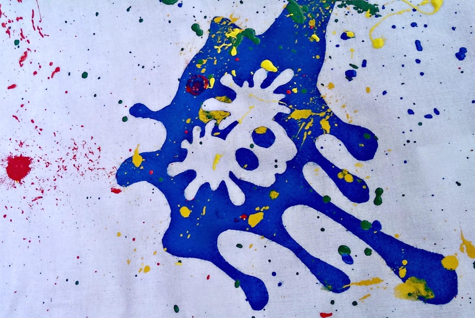 Mickey paintball bandana