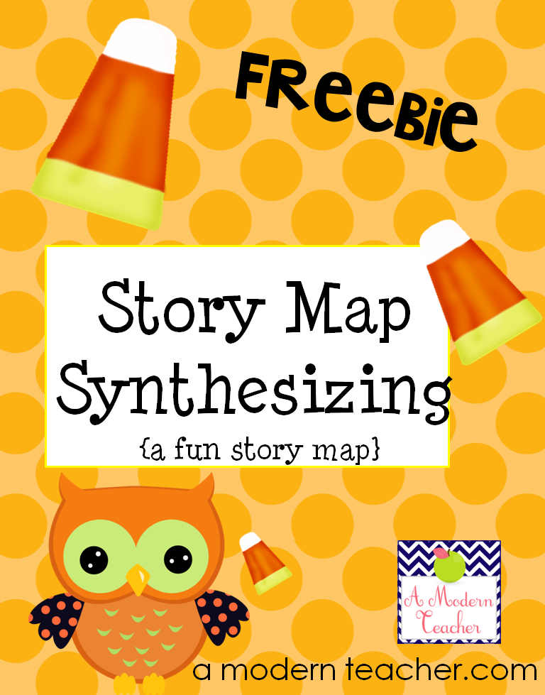 Story Map Freebie A Modern Teacher