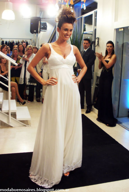 vestidos fiesta 2013 Maureene Dinar moda 2013