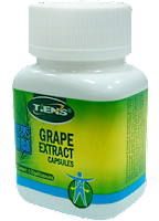 Tiens, Grape, Extract, Vigor, Obat, Kolesterol, Herbal, Ampuh, Resveratrol