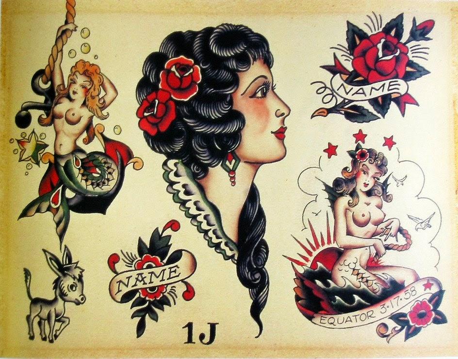 Tatuaje Americano Tradicional spartan tattoo & body piercing: ¿quÉ es el tatuaje tradicional