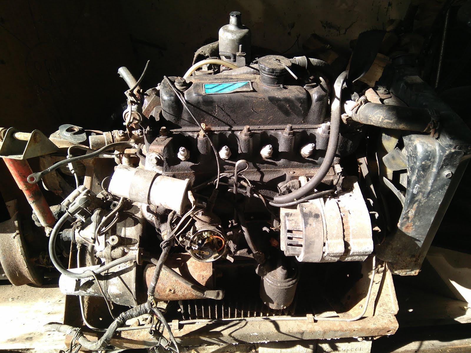 Motor 1100a+