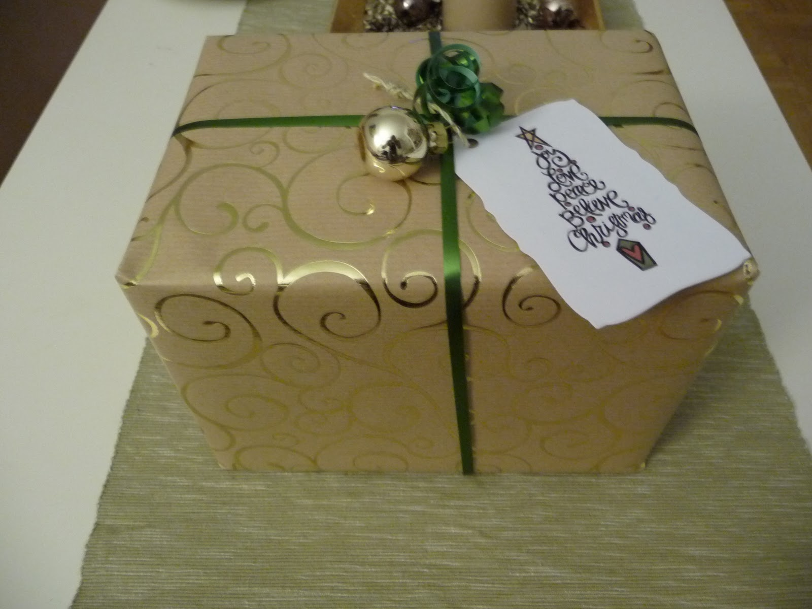 Geschenke einpacken juju creativ - Nanu nana weihnachten ...