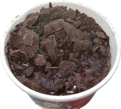 Remember Friendly S Cookies Cream Ice Cream Cake Fudge