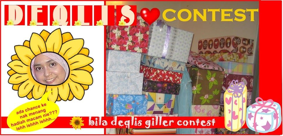 Deqlis GA & CONTEST
