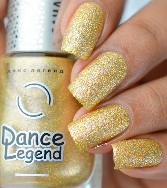 Dance legend Aurum Swatch