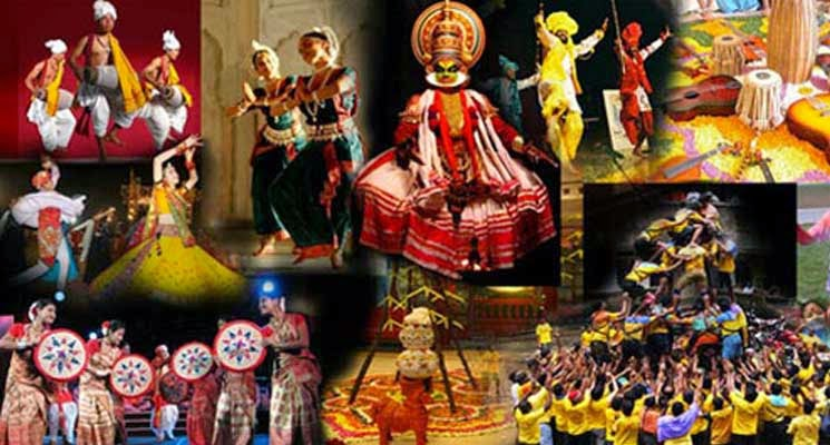 Indian Cultures And Customs Enriched Indian Culture by