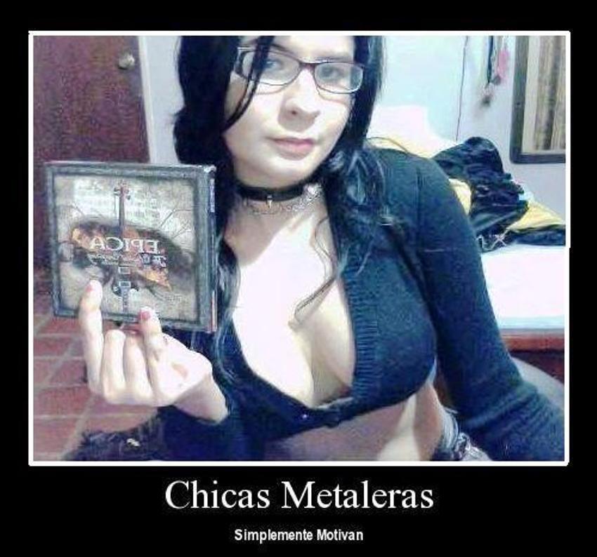 Fotos De Mujeres Metaleras Desnudas Filmvz Portal