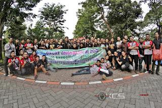 Diklat angkatan ke-3 komunitas CB150R Surabaya 2015