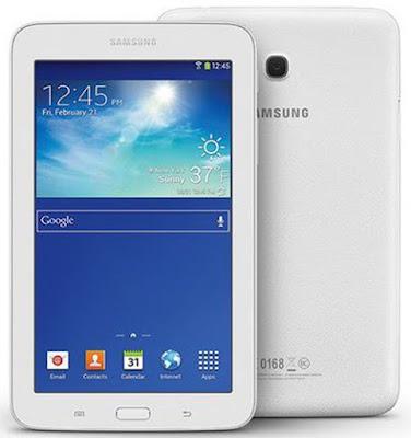 Samsung SM-T111M Galaxy Tab 3 Lite 7.0 Specs