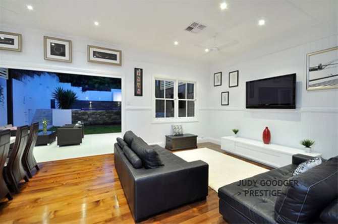 Modern luxury hi tech mansion design paddington australia for Home dizayn pictures