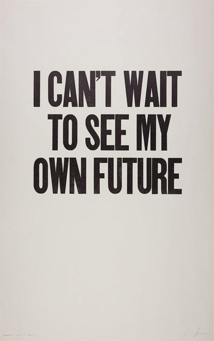 Isay dalaway i can t wait to see my own future