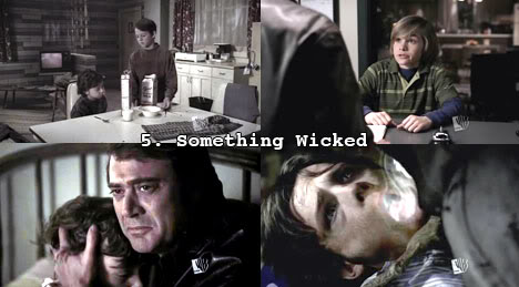 Supernatural: Top 5 Season One Episodes (1x18 'Something Wicked') by freshfromthe.com