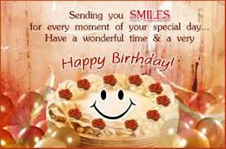 ucapan selamat ulang tahun untuk sahabat tercinta dalam bahasa inggris