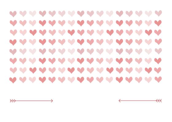 Tarjetas de corazon