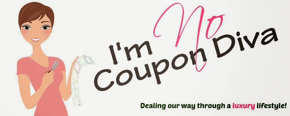 I'm No Coupon Diva!