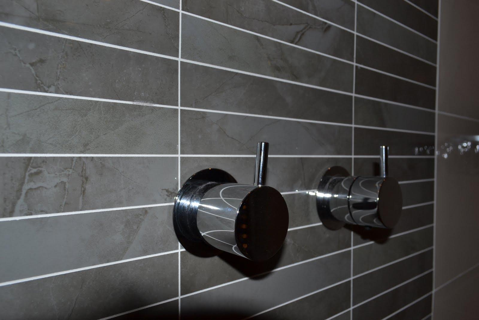 Badrum grå mosaik ~ xellen.com