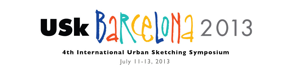 4th International Urban Sketching Symposium