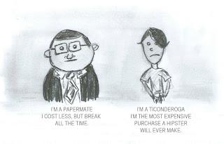 Pencil Comparison