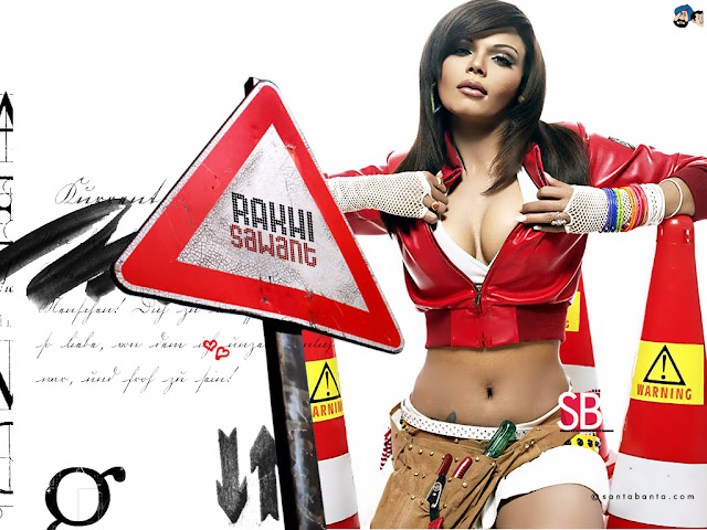 Indian Hot Actress Rakhi Sawant