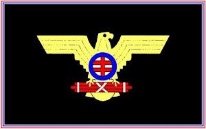 SIMBOLO DEL PARTITO NAZIONALE FASCISTA SLOVENIA