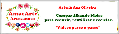 Vídeo Aula - AmocArte Artesanato