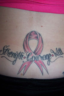 cancer+ribbon+tattoos