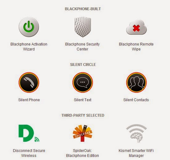 Anti snooping Android based PrivatOS phone 'Blackphone' for security conscious users released today