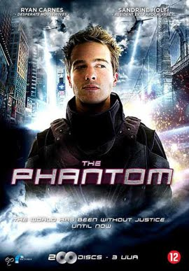The Phantom 2009 poster