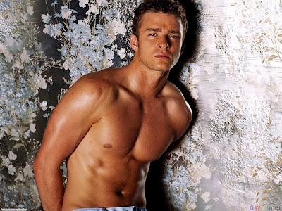 Justin Timberlake Naked Fake