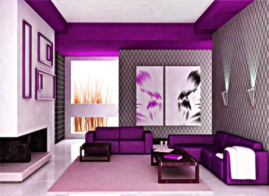 7 tips memilih warna cat rumah minimalis modern sangat