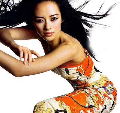 Asian Beauty, Zhang Ziyi