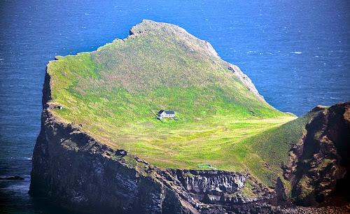 A casa mais isolada do mundo