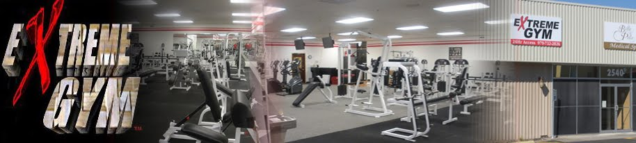 Extreme Gym Columbus Texas