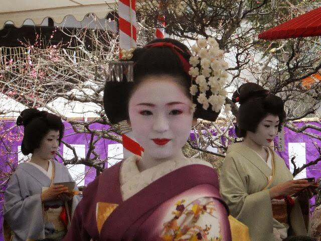 秀吉により北野大茶会が催されたのが始め。