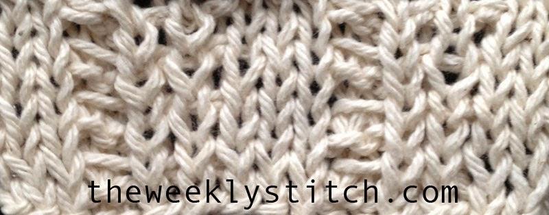 Bernat Knitting Pattern Abbreviations : Layette Stitch The Weekly Stitch