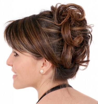 Cute Down Hairstyles for Prom