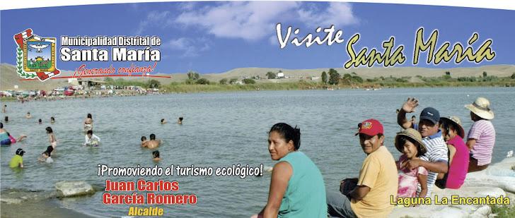 Visite el Distrito de Santa María