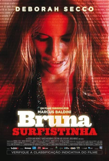 Filme Poster Bruna Surfistinha - SEM CORTES DVDRip XviD & RMVB Nacional