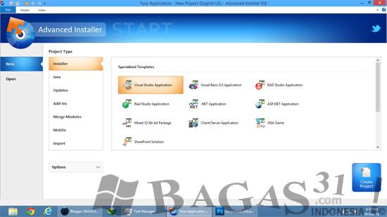 Advanced Installer 9.8 Full Patch 2