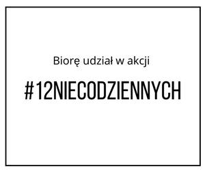#12niecodziennych