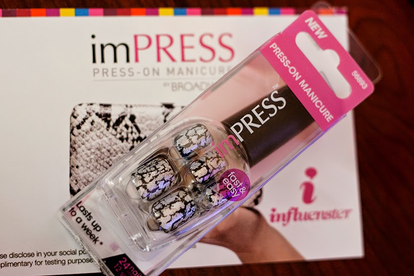 imPRESS: Press-on Manicure