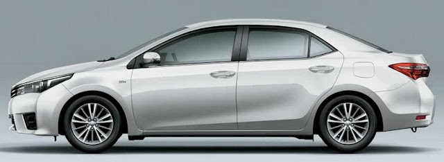 Mobil Sedan All New Corolla Altis