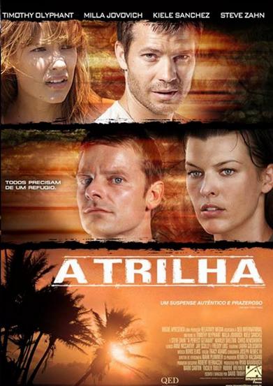 Filme A Trilha Dublado AVI DVDRip
