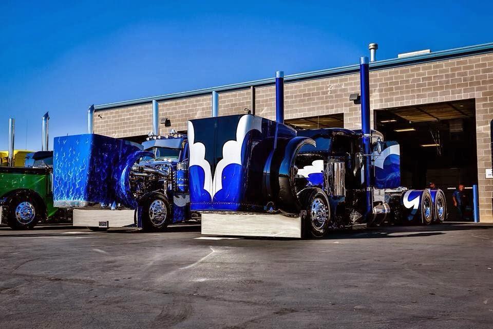 Truck Drivers U S A The Best Modified Truck vol 50