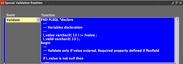 pl sql assign value from select
