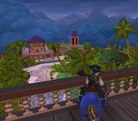 Pirate101 Class Houses Tour - Swashbuckler