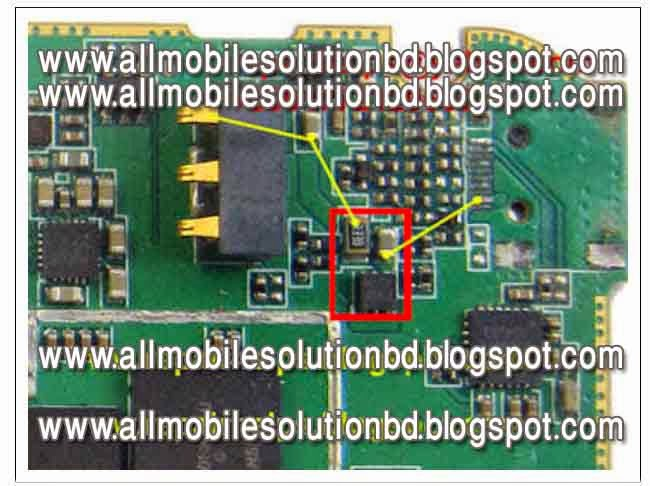 symphony d70 charging problem solution