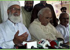 Liberan a profesor paquistaní tras casi cuatro años secuestrado por los talibanes